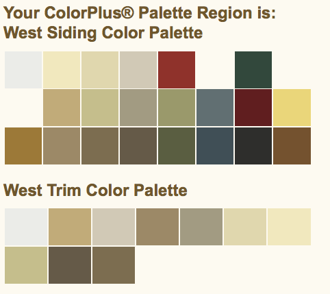 Hardie Plank Colors Plus Siding Phoenix Siding In